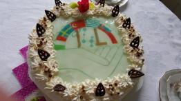 Sveriges bidrag till T4L tårta