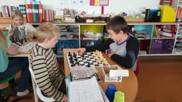 Några kunde spela schack.
